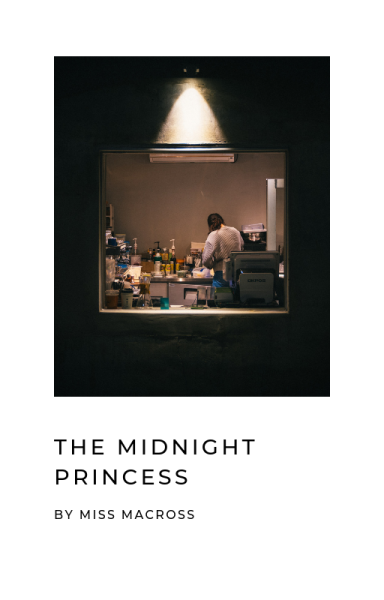 Copy of THE MIDNIGHT PRINCESS